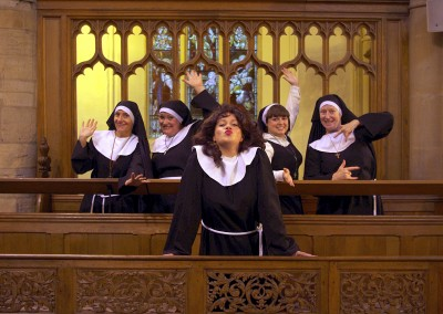 Publicity Photo nuns
