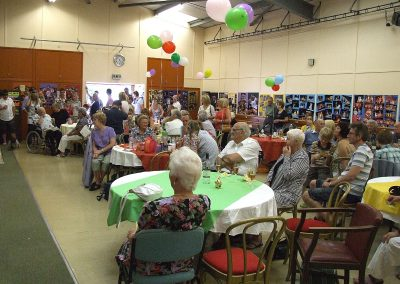 90th birthday party lunch