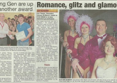 copa essex chron
