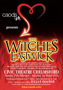 The Witches of Eastwick Flyer