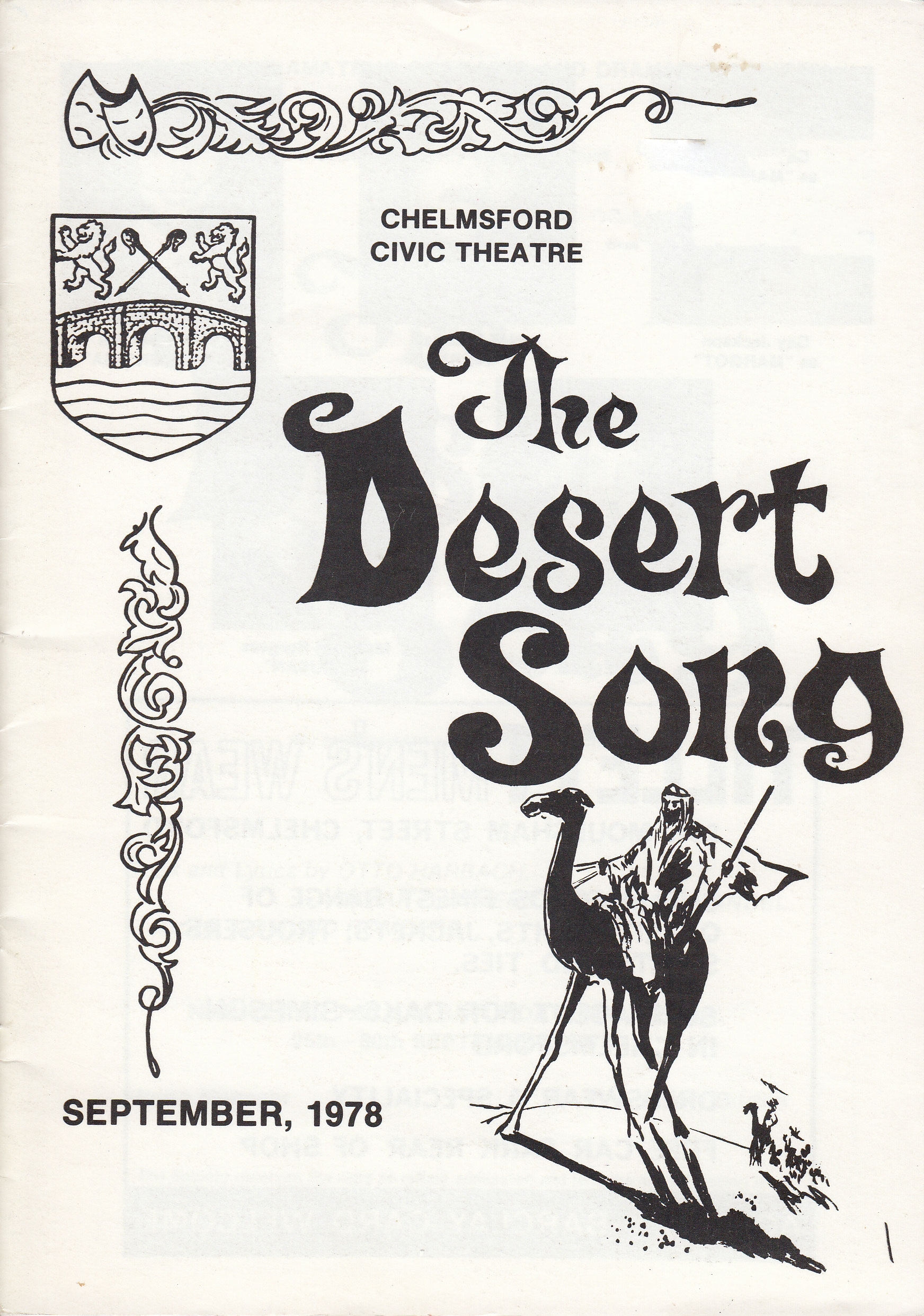 The Desert Song (1978)
