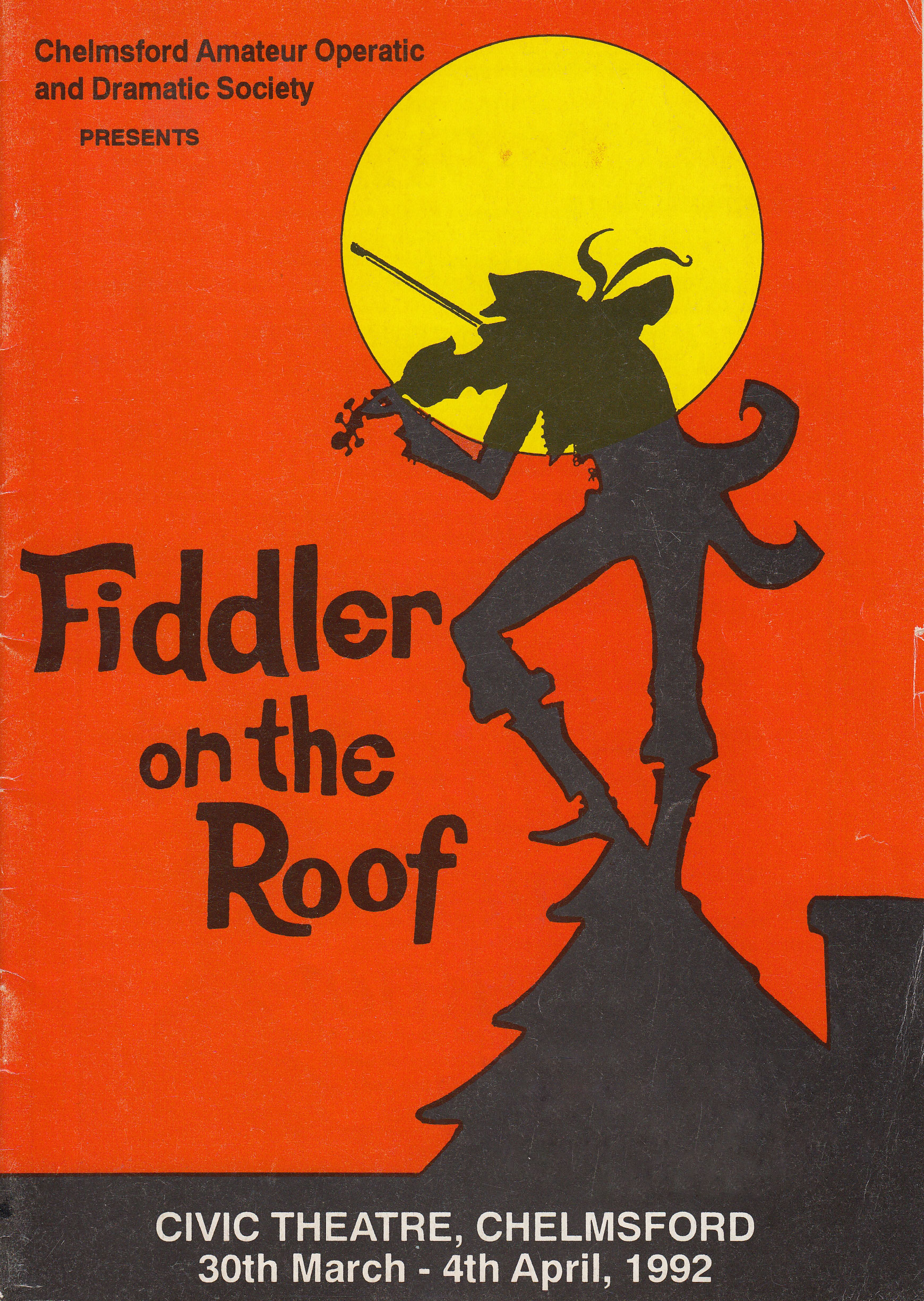 Fiddler on the Roof 1992