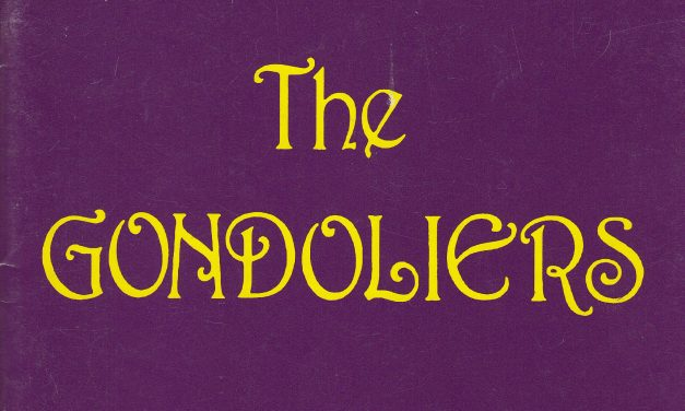 The Gondoliers (1993)