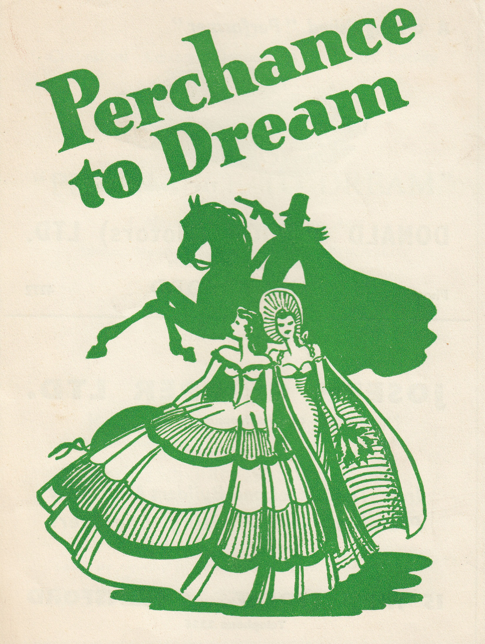 Perchance to Dream (1955)