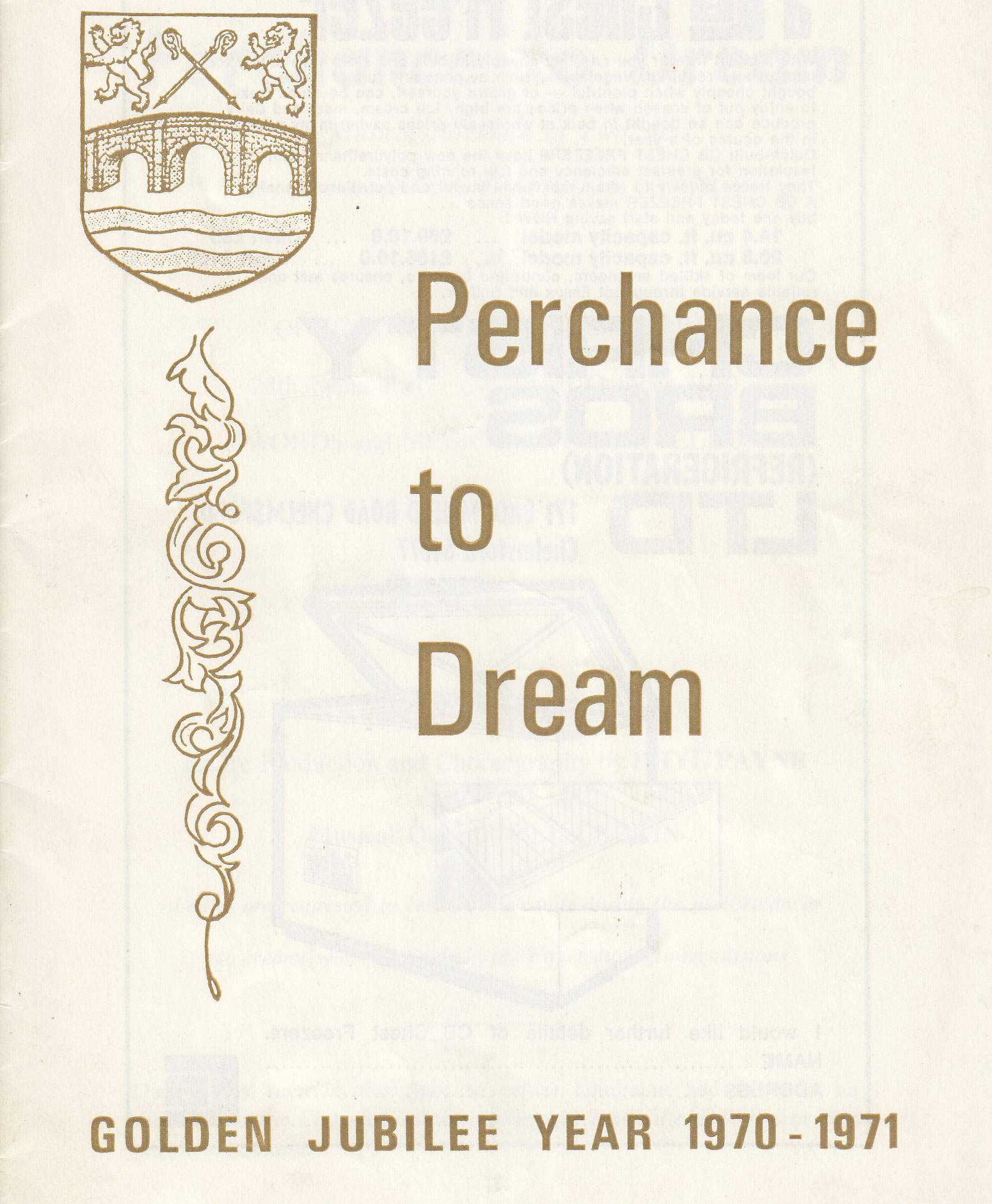 Perchance to Dream (1970)