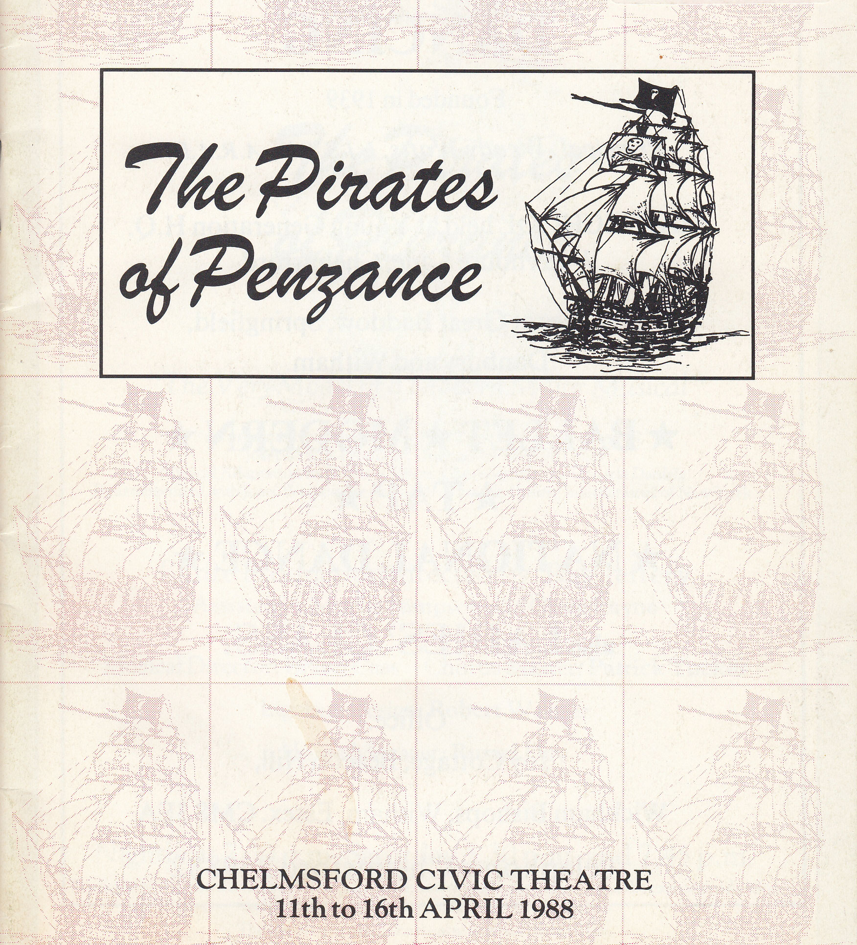 The Pirates of Penzance (1988)