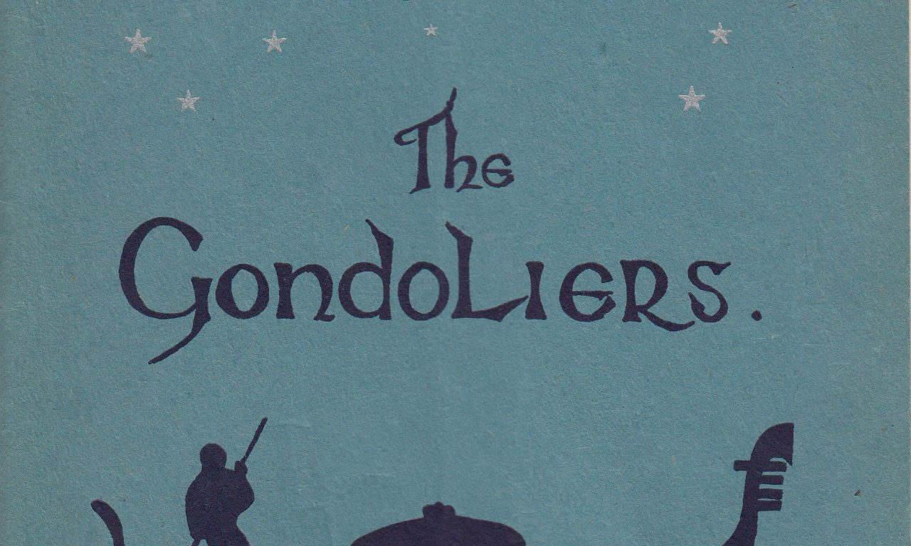 The Gondoliers (1952)