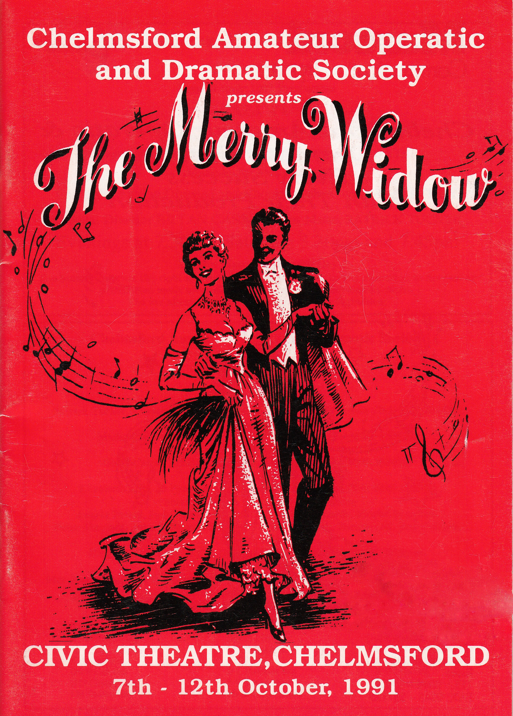 The Merry Widow 1991