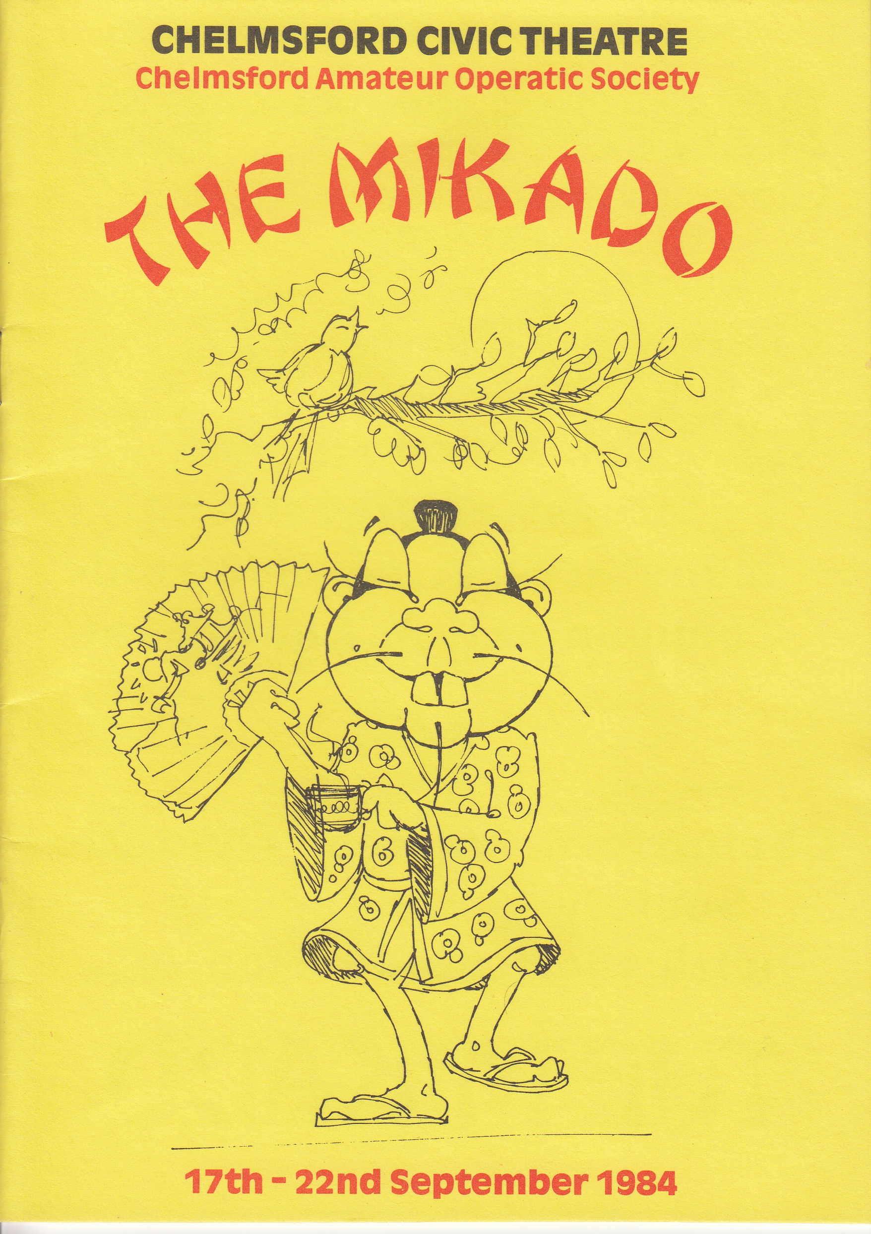 The Mikado (1984)