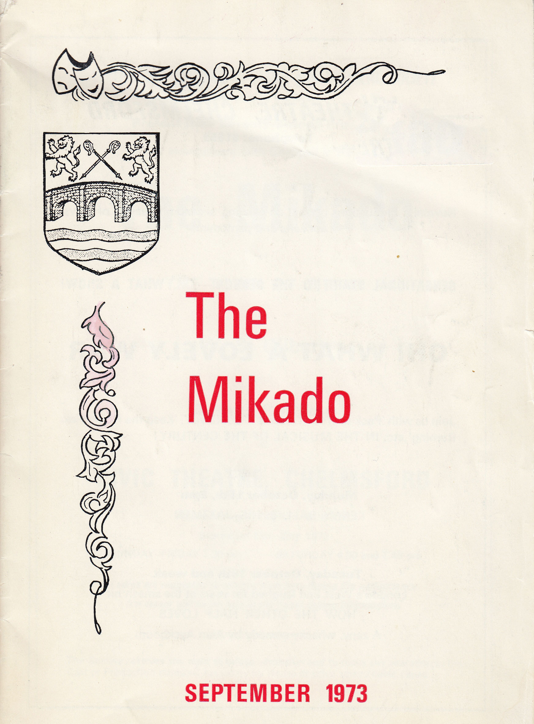 The Mikado (1973)
