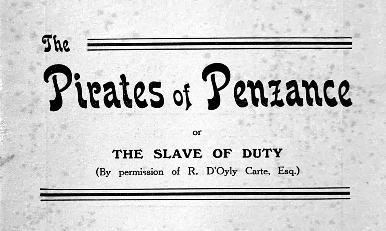 The Pirates of Penzance (1930)